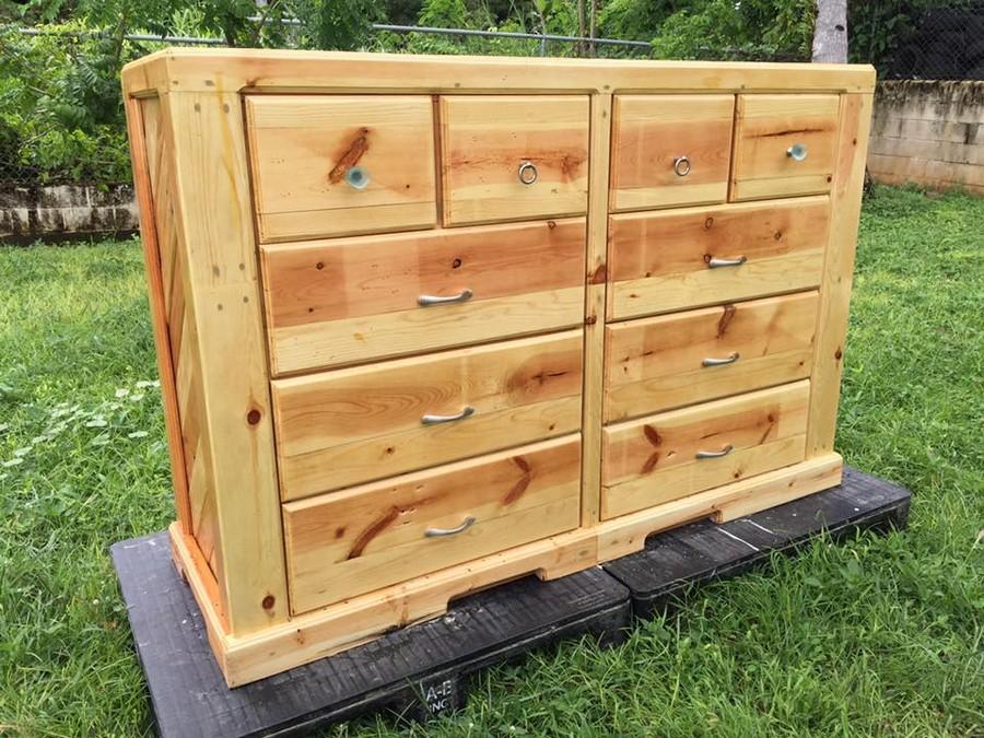 Pallet Heavy Duty Dresser