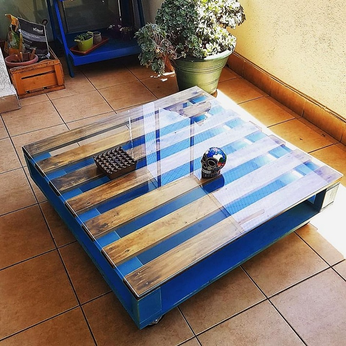 Creative Home Furnishing with Recycled Pallets