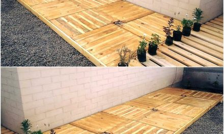 Repurposing Plans for Shipping Wood Pallets