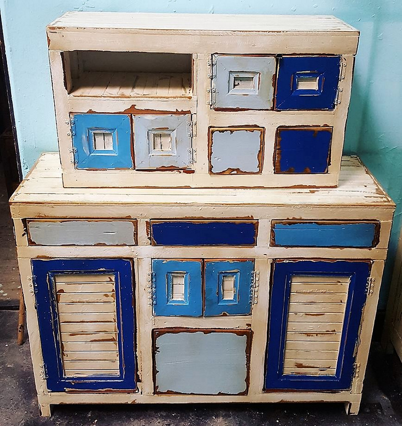 50 Cool Ideas for Wood Pallets Upcycling | Wood Pallet ...