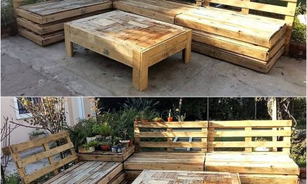 Unique Pallets Wooden Reusing Ideas And Plans