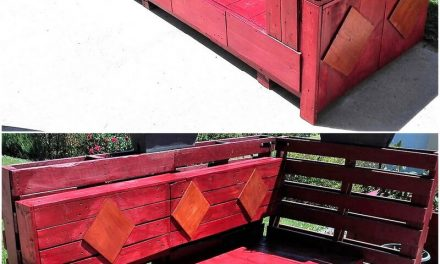 Fresh Ideas for Shipping Pallets Recycling