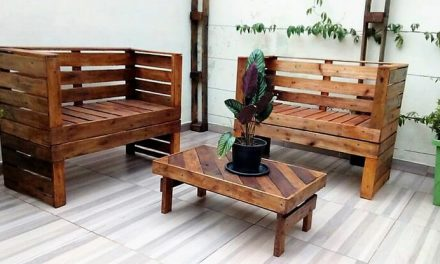 Simple and Creative Ideas for Wood Pallet Recycling