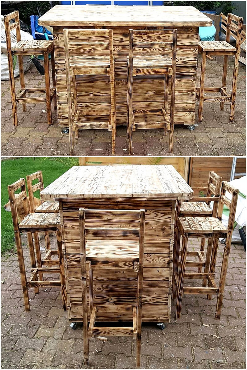 Simple and Creative Ideas for Wood Pallet Recycling   Page ...