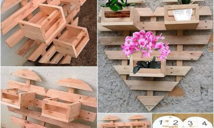 Stunning Ideas Of Wood Pallet Reusing
