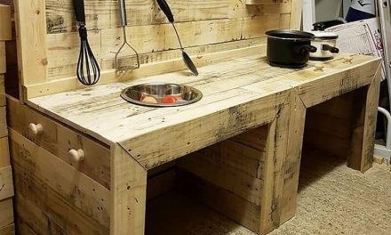 Awesome DIY Ideas to Refurbish Wood Pallet