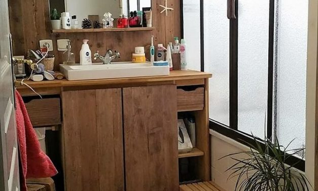 Fresh Recycling Ideas for Used Wooden Pallets
