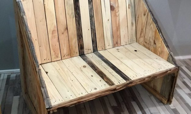 Pallet Projects – Unique, Creative and Cheap