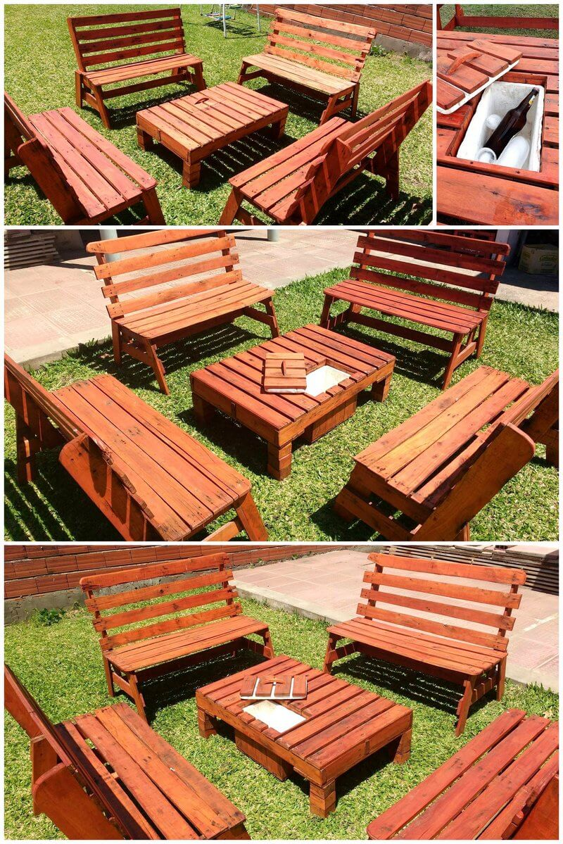 Original DIY Ideas for Wooden Pallets Recycling   Page 2 ...