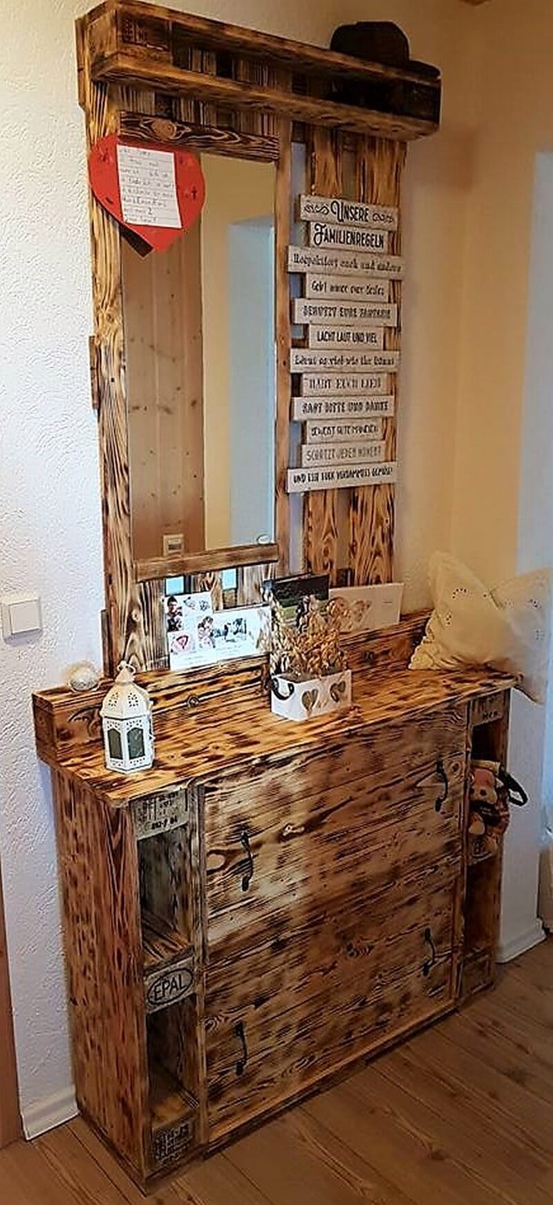 Original Diy Ideas For Wooden Pallets Recycling Wood