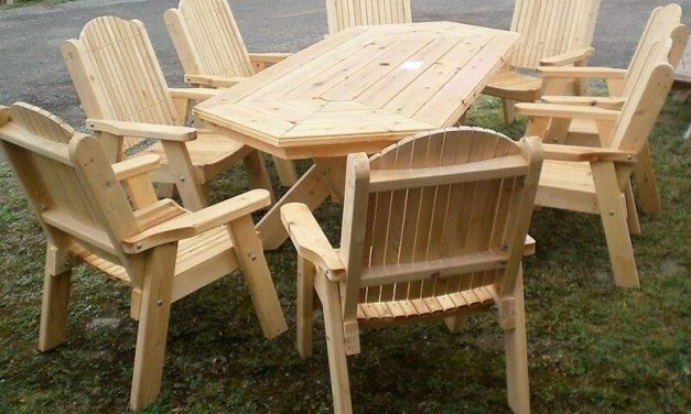 Original DIY Ideas for Wooden Pallets Recycling