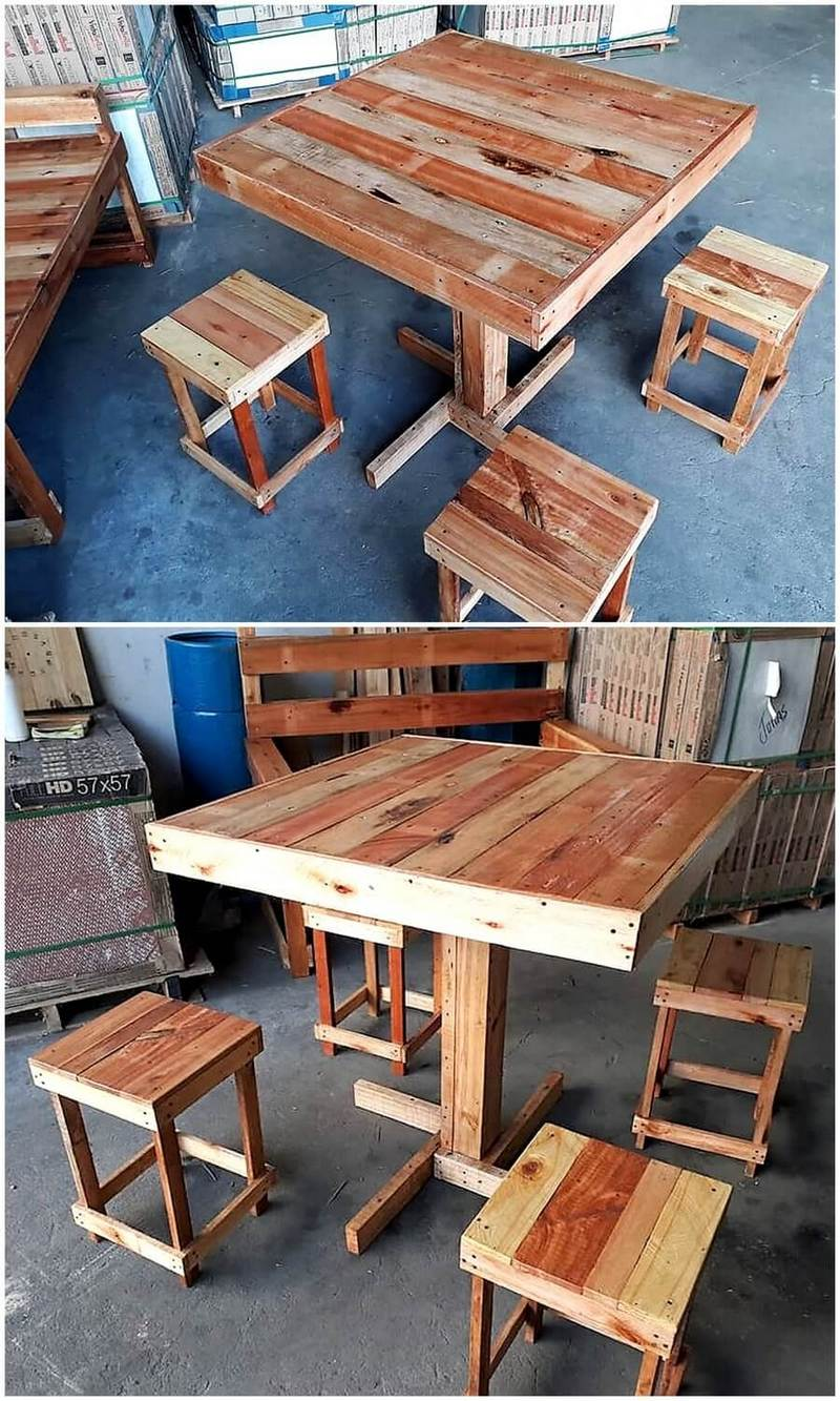pallet furniture idea